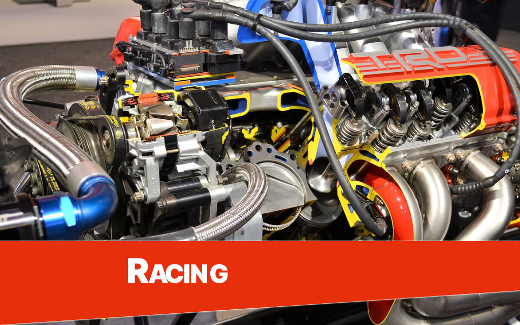 Reparto corse ( Racing )